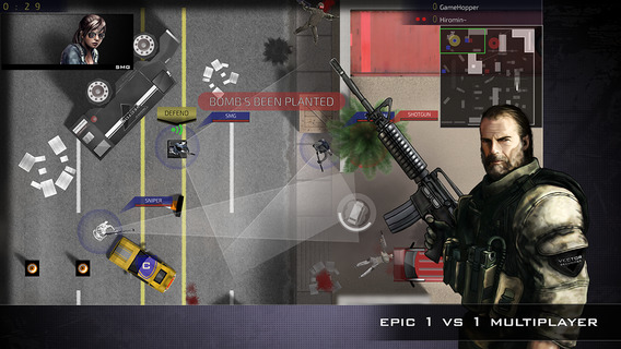 [STO] Special Tactics Online iPhone iPad