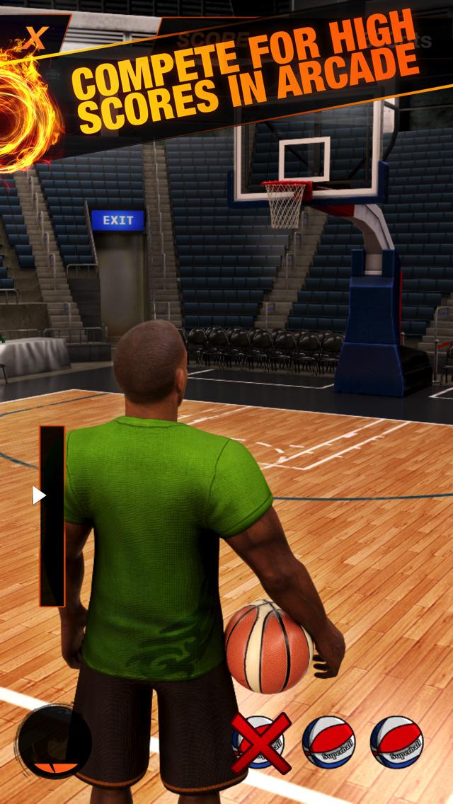 Screenshot 4 Baller Legends