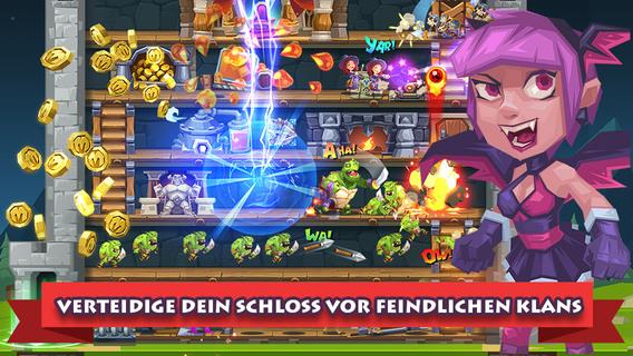 Monster Castle iOS