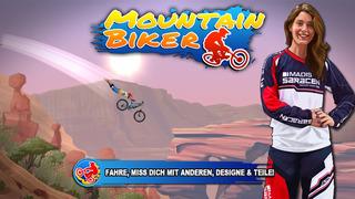 Mountain Biker iOS Screenshots