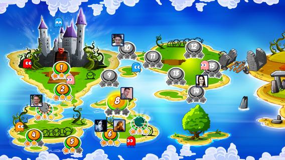 Screenshot 5 PAC-MAN Friends