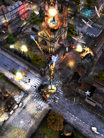 AirAttack 2 iOS Screenshots