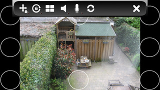 IP Camera Viewer ELRO iPhone app afbeelding 2