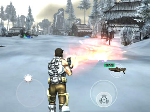 Storm Zone iOS Screenshots