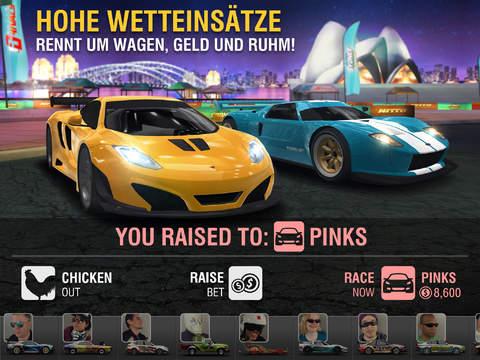 Racing Rivals iPhone iPad