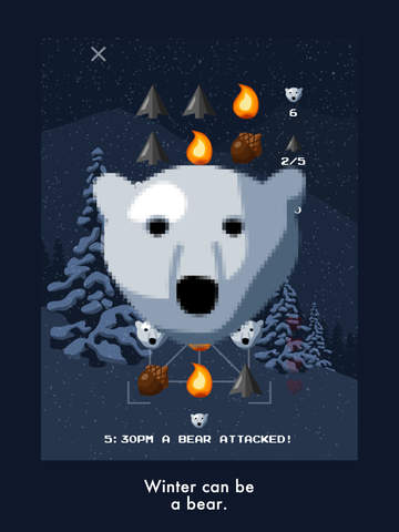Bear Winter iOS