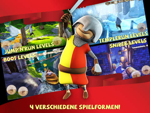 Crossbow Warrior – Die Legende der Wilhelm Tell iOS