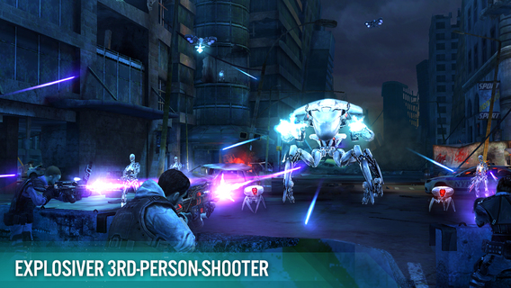 Terminator Genisys: Revolution iPhone iPad