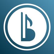L'icona dell'app Booktrack