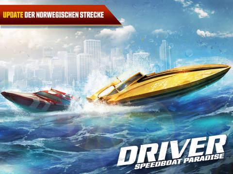 Driver Speedboat Paradise iOS