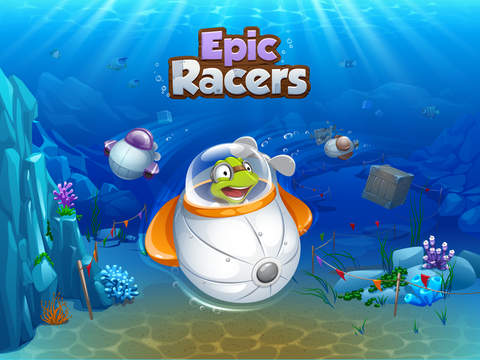 Epic Racers iOS Screenshots