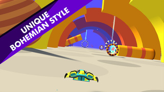 Geometry Race iOS Screenshots