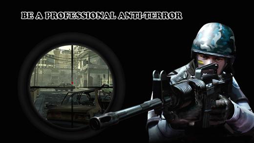 Sniper Shooter Critical Strike:Super Gun Shooting battle game Screenshot