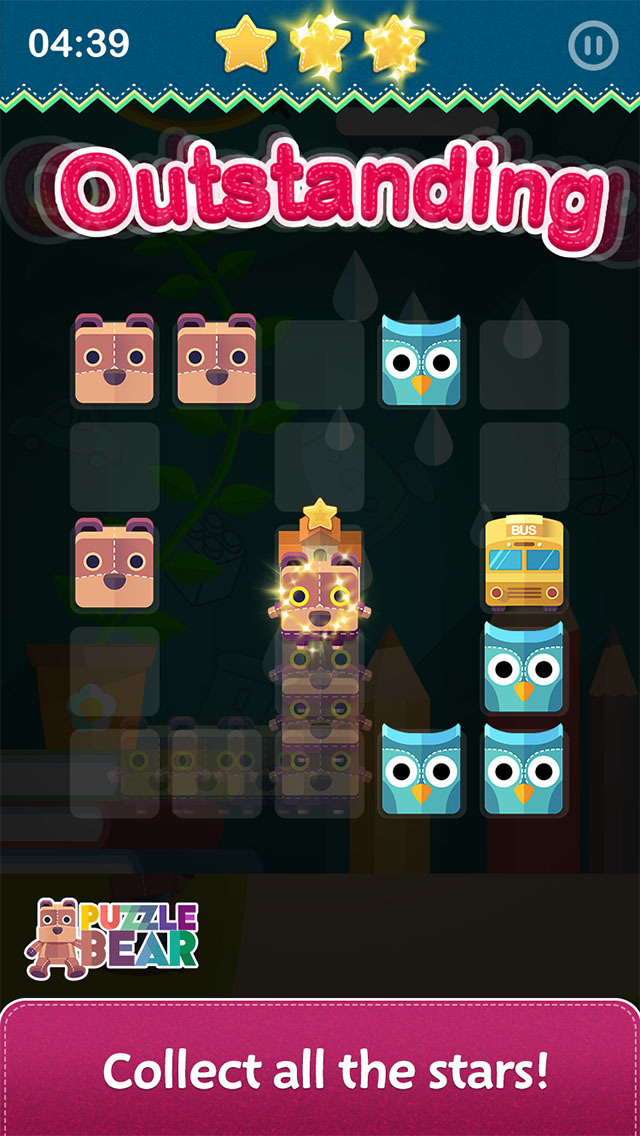 Screenshot 3 Puzzle Bear