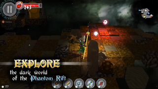 Phantom Rift iOS Screenshots