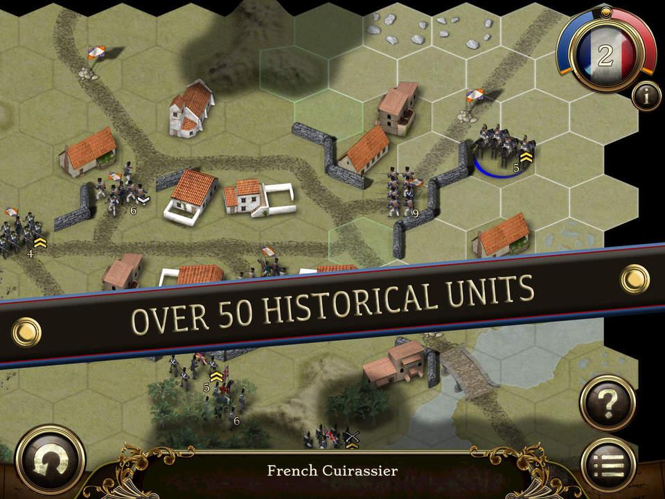 Peninsular War Battles  Bild