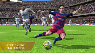 FIFA 16 Ultimate Team™ iOS Screenshots