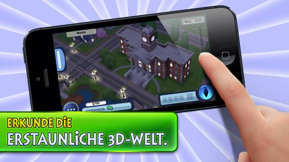 Screenshot 3 Die Sims 3