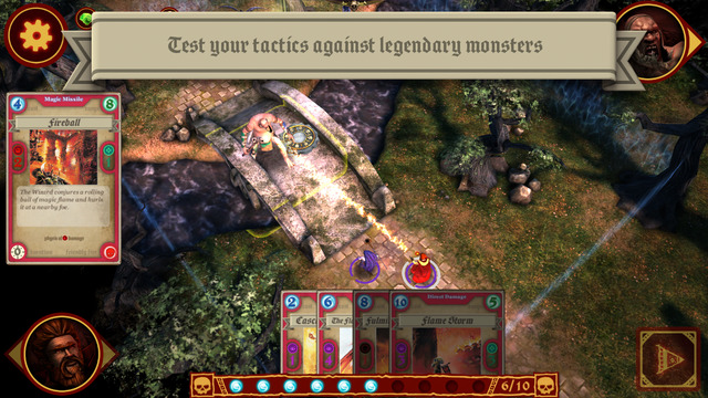 Warhammer: Arcane Magic Game iPhone iPad
