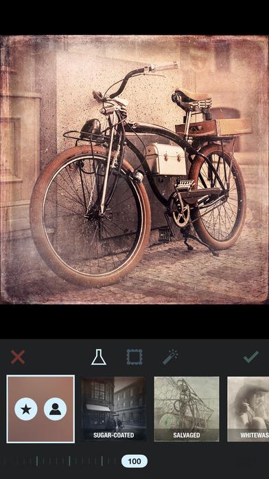 Formulas - Efectos de laboratorio fotográfico y marcos personalizados Screenshot