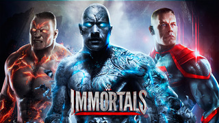 WWE Immortals iOS Screenshots