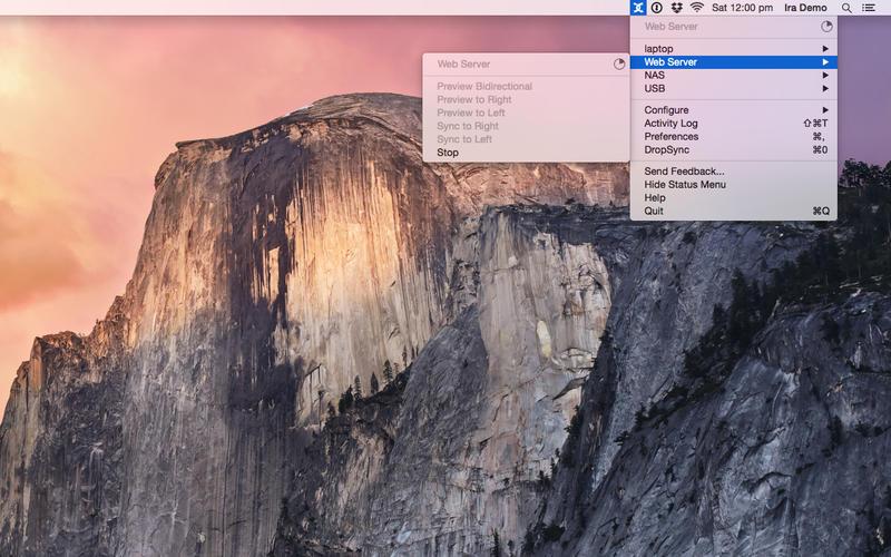 DropSync 3 Screenshot - 3
