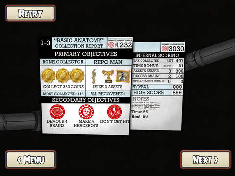 Screenshot 5 Skullduggery!