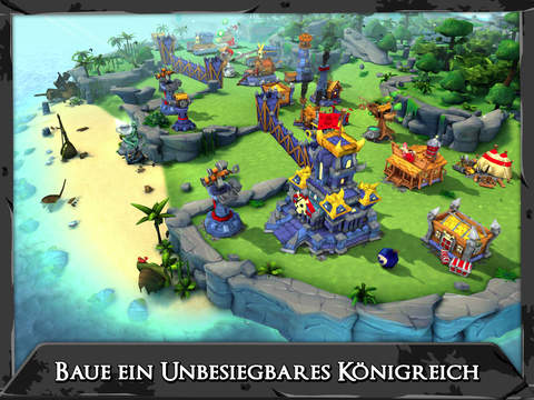 Raids of Glory iPhone iPad