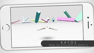 Kayos iOS Screenshots