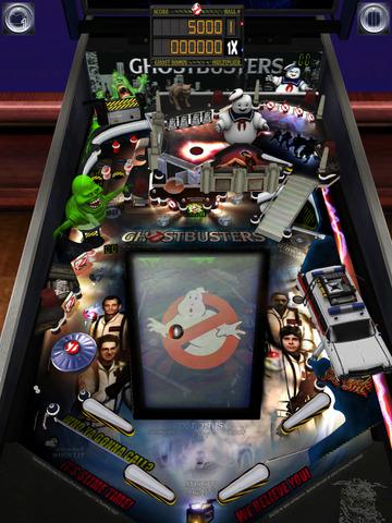 Ghostbusters Pinball iOS