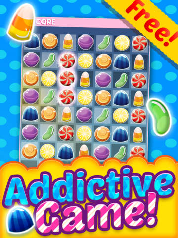jeux de candy mania puzzle 2014 cool jeu de logique match 3 pour iphone et ipad gratuit dans l. Black Bedroom Furniture Sets. Home Design Ideas