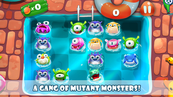 Tub Defenders iOS
