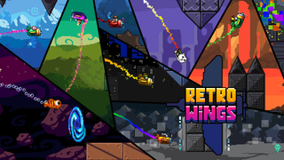 Retro-Wings iOS Screenshots