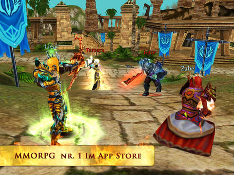 Screenshot 2 Order & Chaos© Online