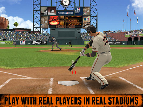 Screenshot 3 MLB Perfect Inning 15
