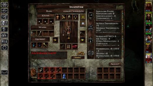 Icewind Dale: Enhanced Edition Screenshot