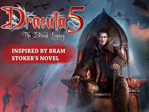 Dracula 5: The Blood Legacy HD (Full) Screenshot