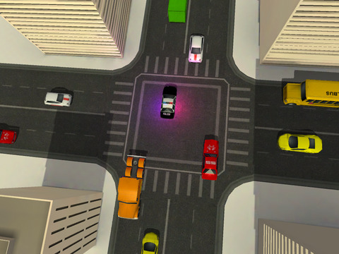 Traffic Buster iPhone iPad