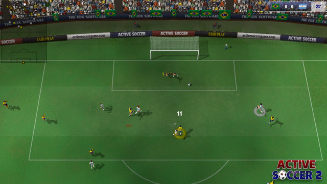 Active Soccer 2 iPhone iPad