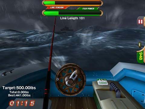 Fast Fishing iOS