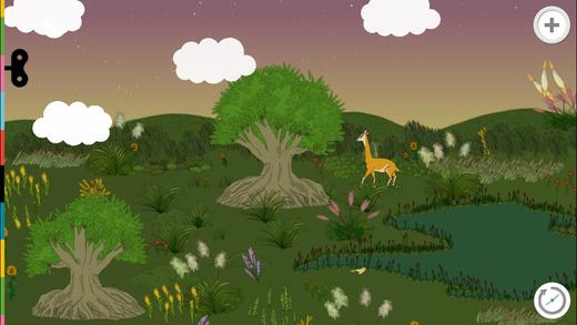 Planten door Tinybop Screenshot