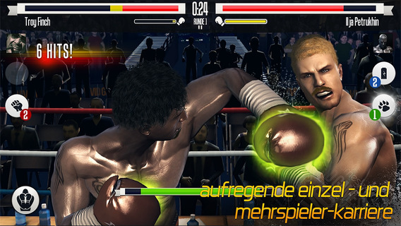 Screenshot 2 Real Boxing