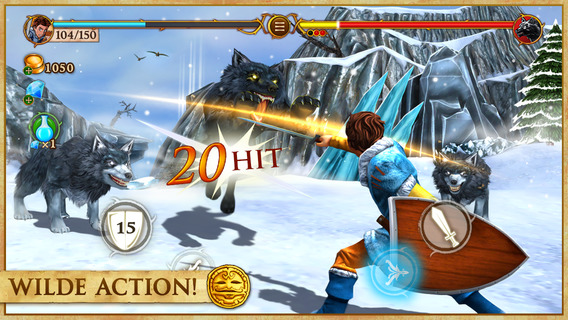 Beast Quest iPhone iPad