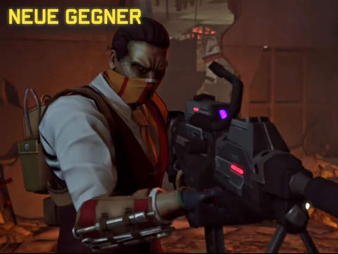 XCOM: Enemy Within iPhone iPad