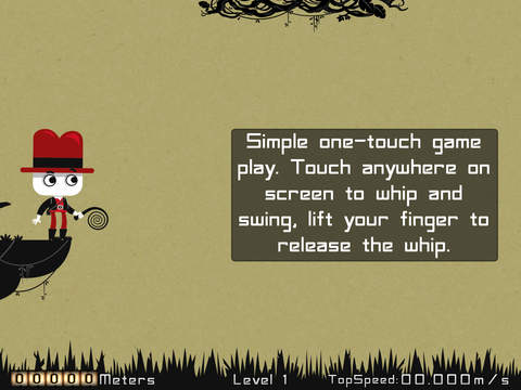 Whip Swing iPhone iPad