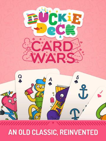 Duckie Deck Card Wars