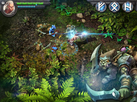 Wraithborne iPhone iPad