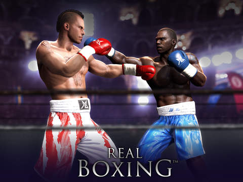 Real Boxing iOS Screenshots