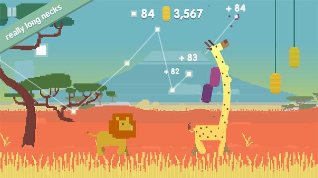 oh my Giraffe iOS