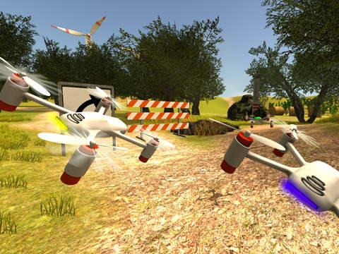 Screenshot 4 Drone GP